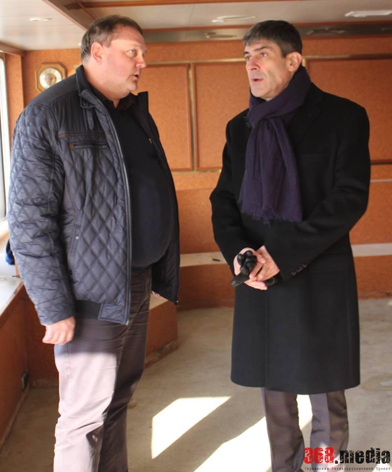 В УДП назревает скандал - Баринов отстранен