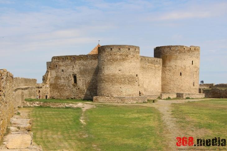 Самая большая крепость Бессарабии стала неитересна туристам