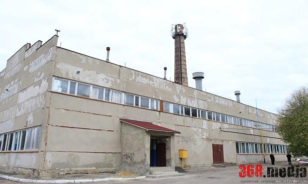 Здание котельной на Карбышева,2