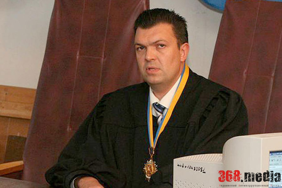 Судья Лазюк