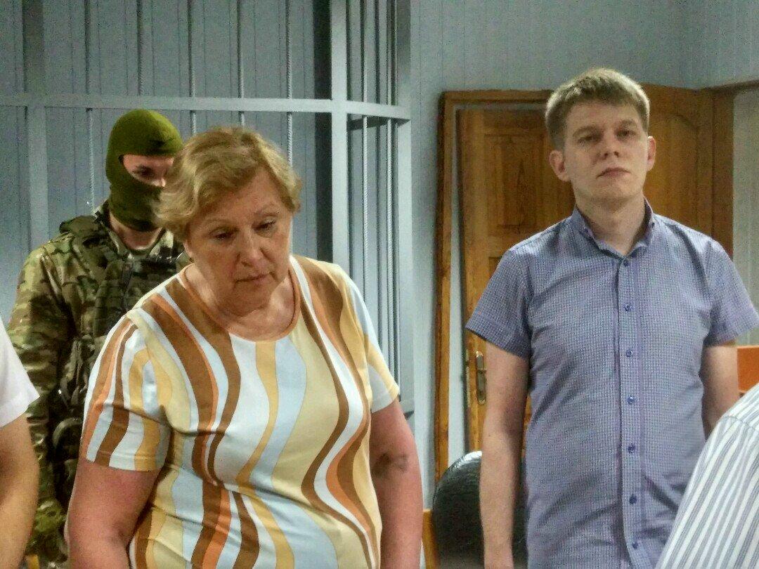 Суд Харькова арестовал задержанную вУкраинском государстве коммунистку Александровскую