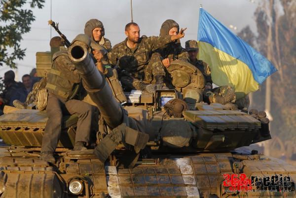 «Капли украинской росы». Часть первая
