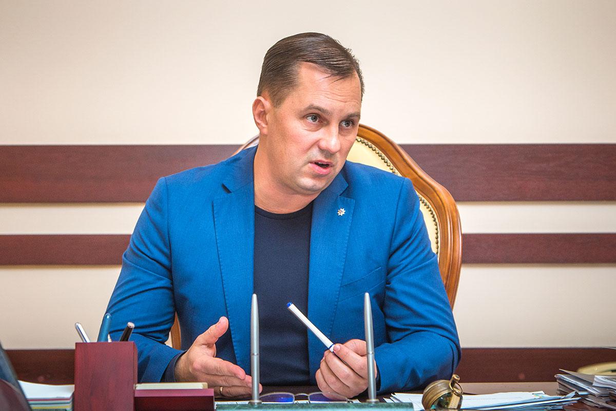 «У людей много оружия и они не боятся его применять» – глава одесской полиции Головин