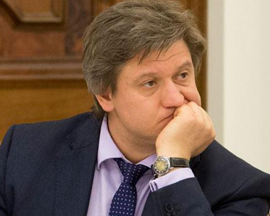 НАЗК нашло у Данилюка нарушений на 1,6 млн гривен