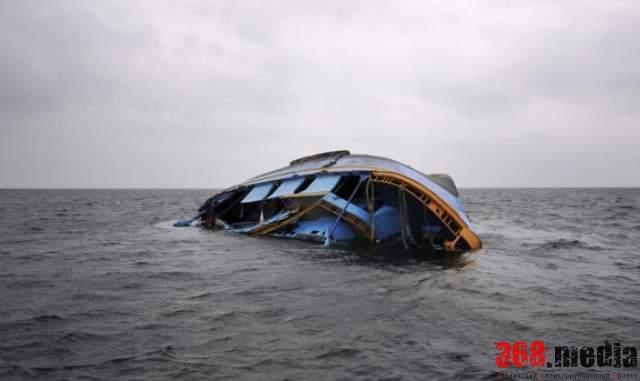 Одесский суд оштрафовал турецкую фирму, утопившую морской траулер в Южном