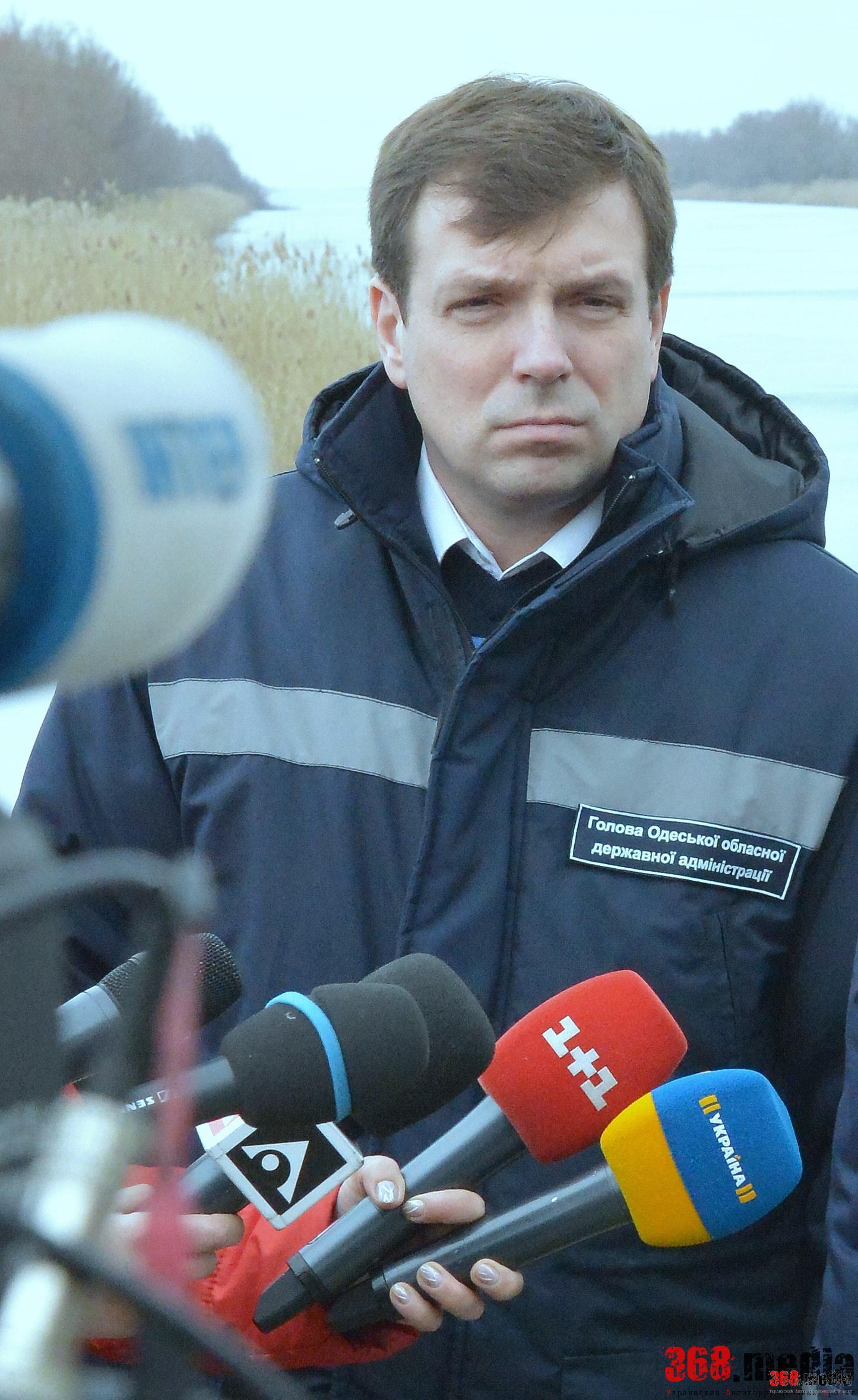 Одесский нардеп Николай Скорик: в чужой тени – и согреться можно