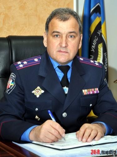 Беглый экс-глава полтавской ГАИ заочно осужден к семи годам тюрьмы