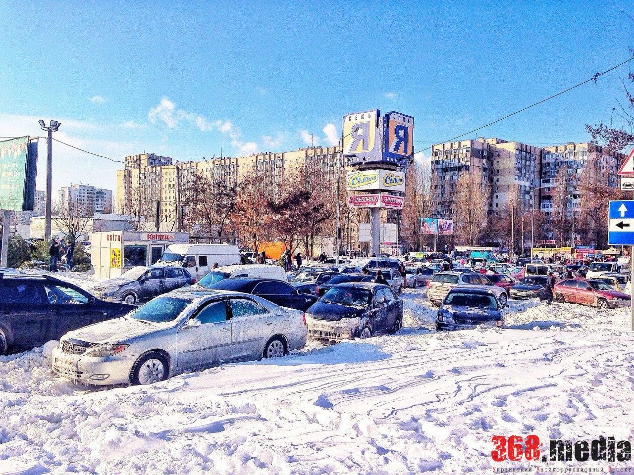 Одесские нардепы не помогают жителям региона в борьбе с последствиями вьюги?