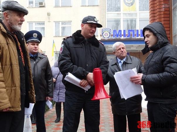 Харлашин оправдывается. Фото izmail-city.org