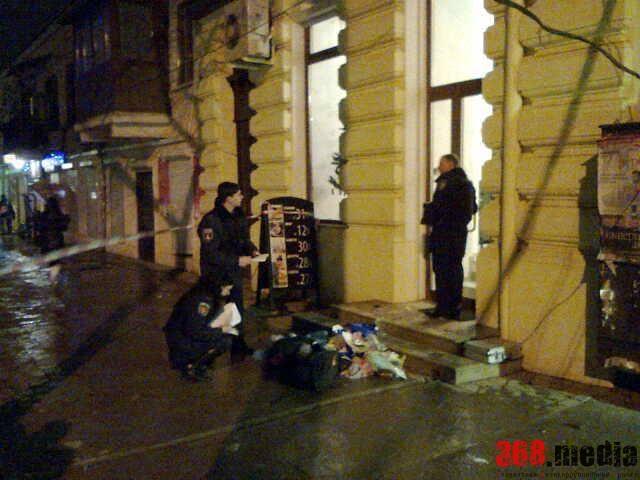В центре Одессы прогремел взрыв (фото, обновлено)