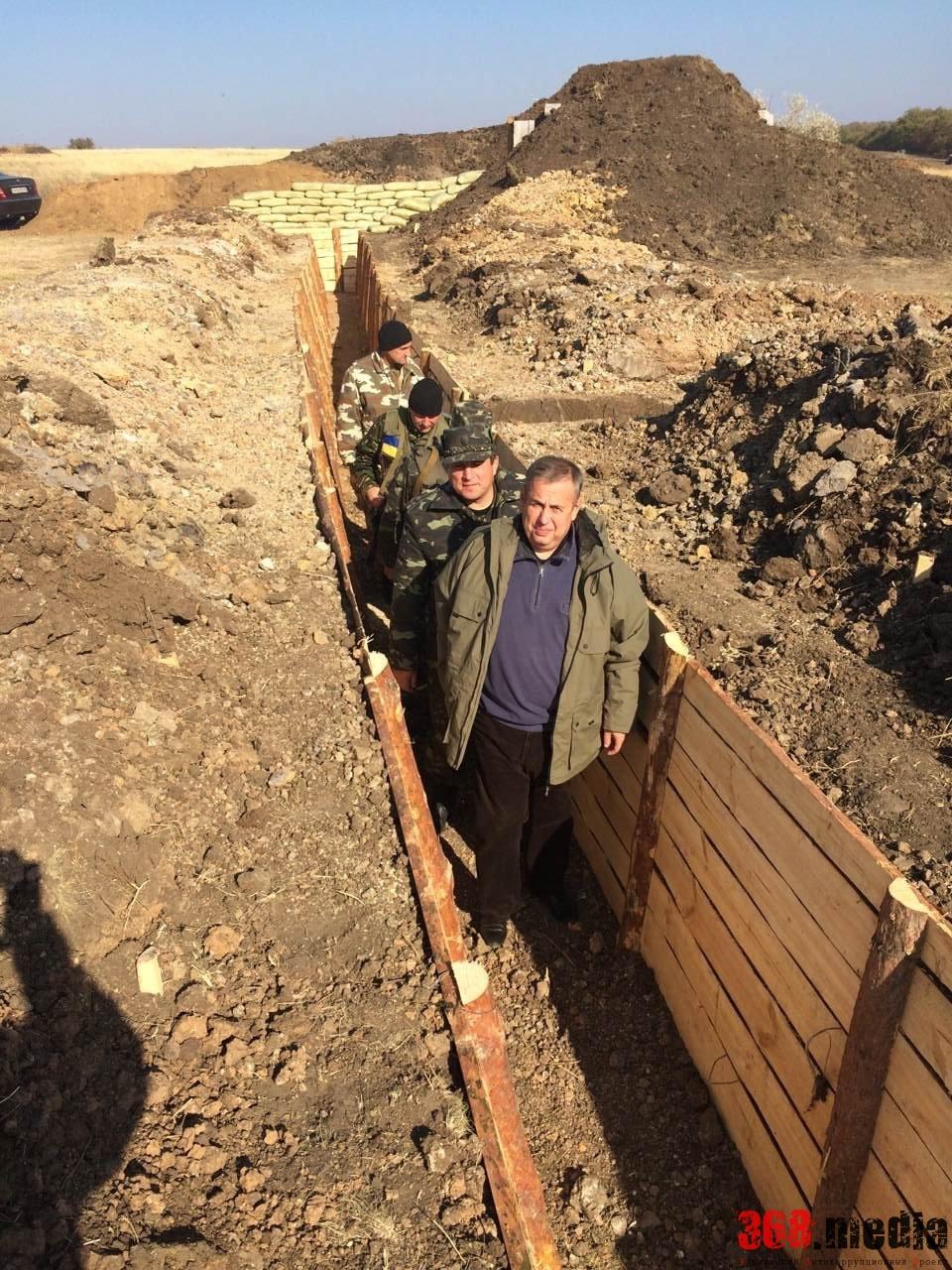 Люстрированный замминистр Исаенко имеет десяток строительных фирм