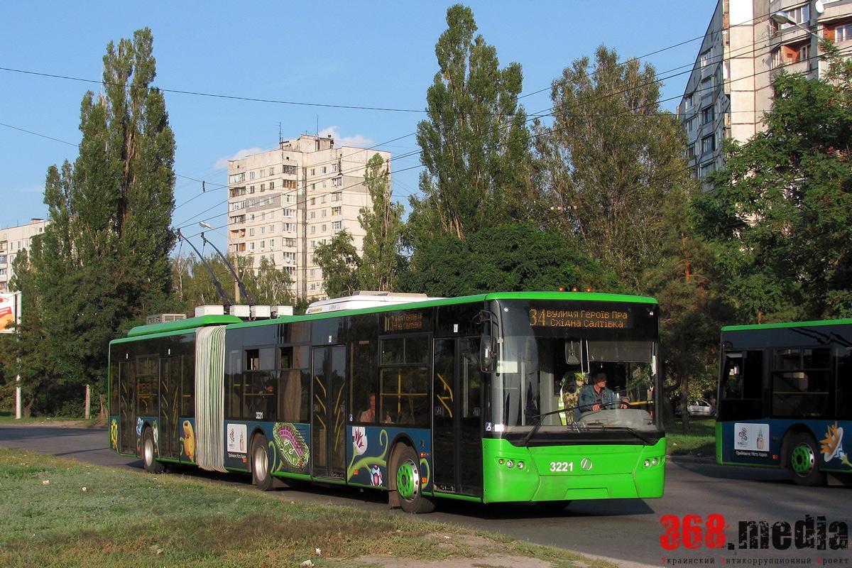 Харьковские  транспортники украли  6,3  миллиона гривен