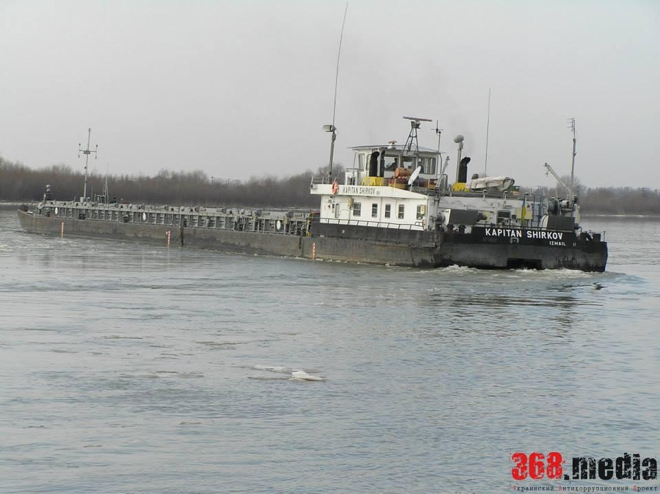 Министерство инфраструктуры подозревает руководителя Дунайского пароходства в злоупотреблениях