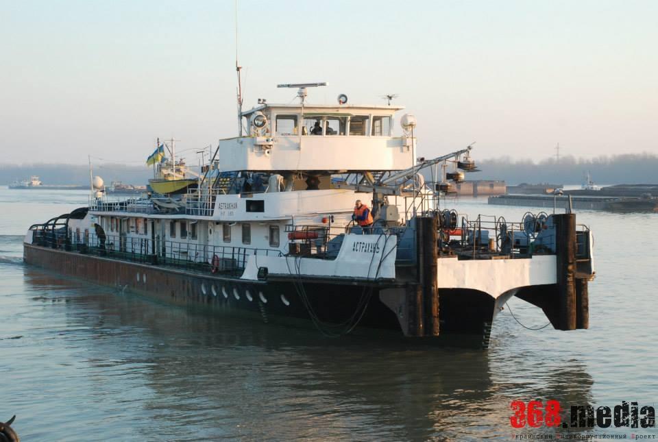 Председателя «Украинского Дунайского пароходства» восстановили в должности