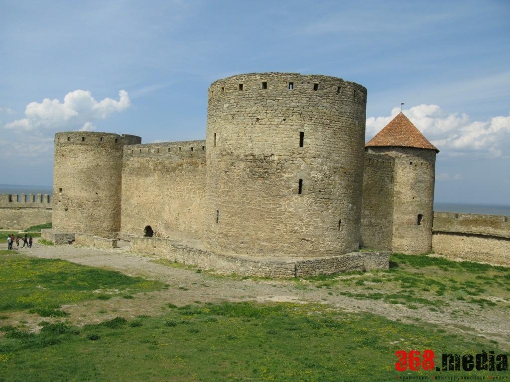 Башни еще стоят. Фото: karabin.com.ua
