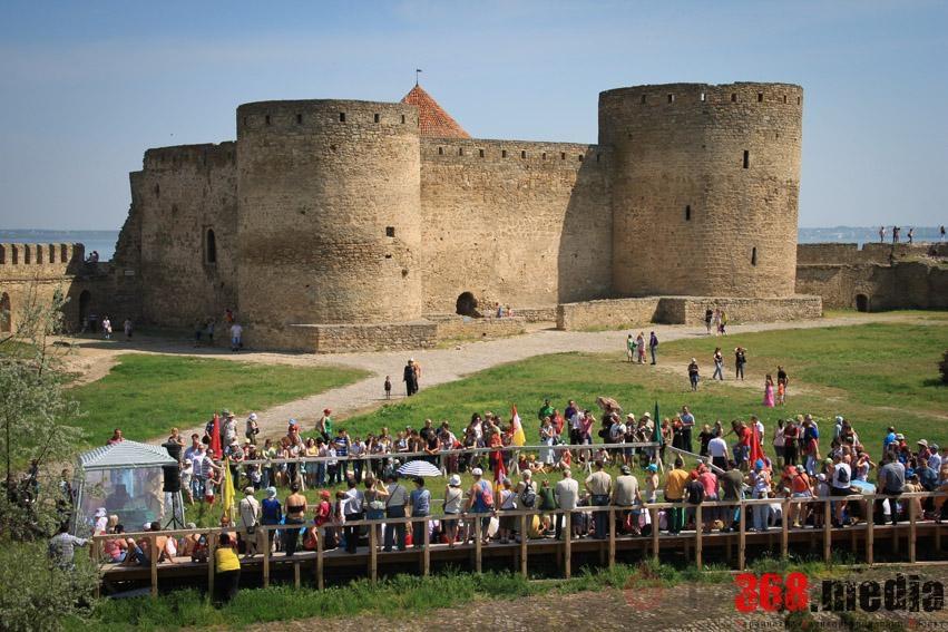 Крепость популярна у туристов. Фото: magura.com.ua