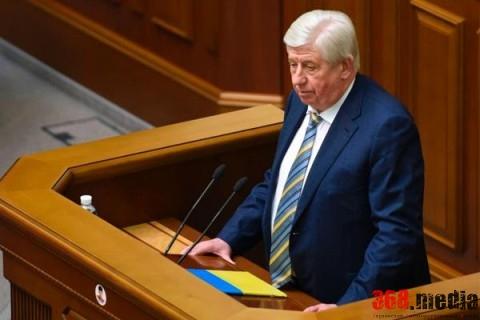 Верховная Рада отправила Шокина в отставку