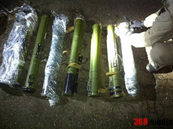 В Одессе торговца оружием отпустили на свободу
