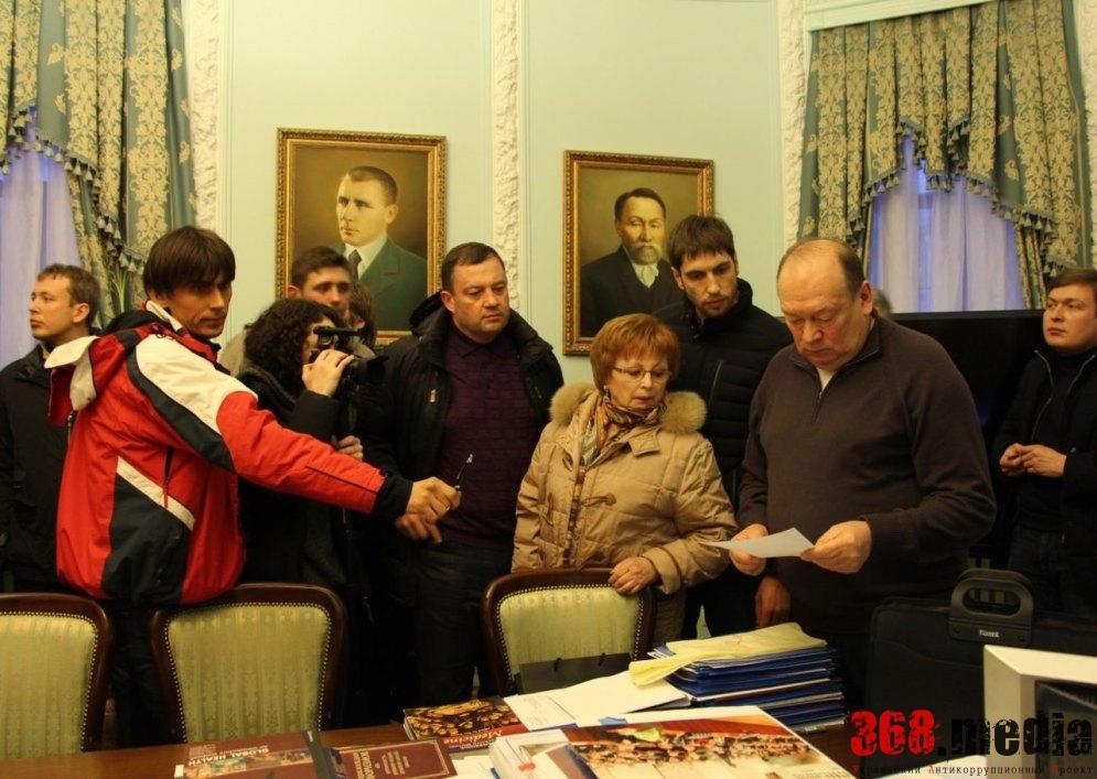 Москаленко отказывался уходить с поста. Фото: studway.com.ua