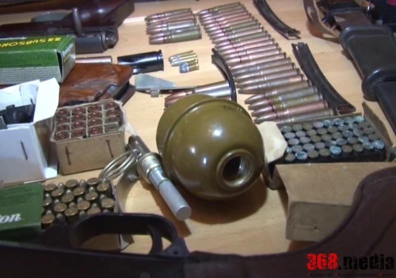 В Кропивницком пьяный ветеран АТО взорвал гранату