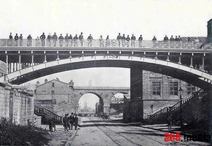Одесса рискует потерять уникальный французский мост (фото)
