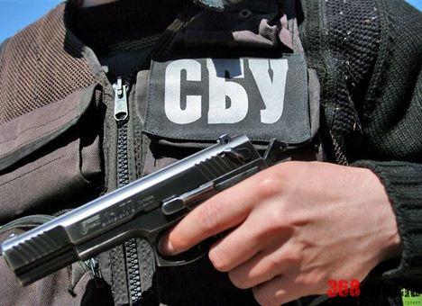 В Киеве ищут лже-сотрудников СБУ, ограбивших инкассаторов