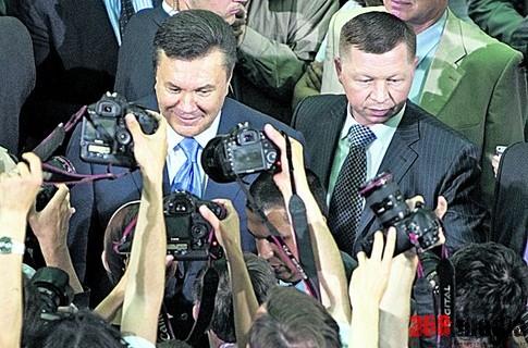 Начальника службы безопасности Януковича объявили в розыск