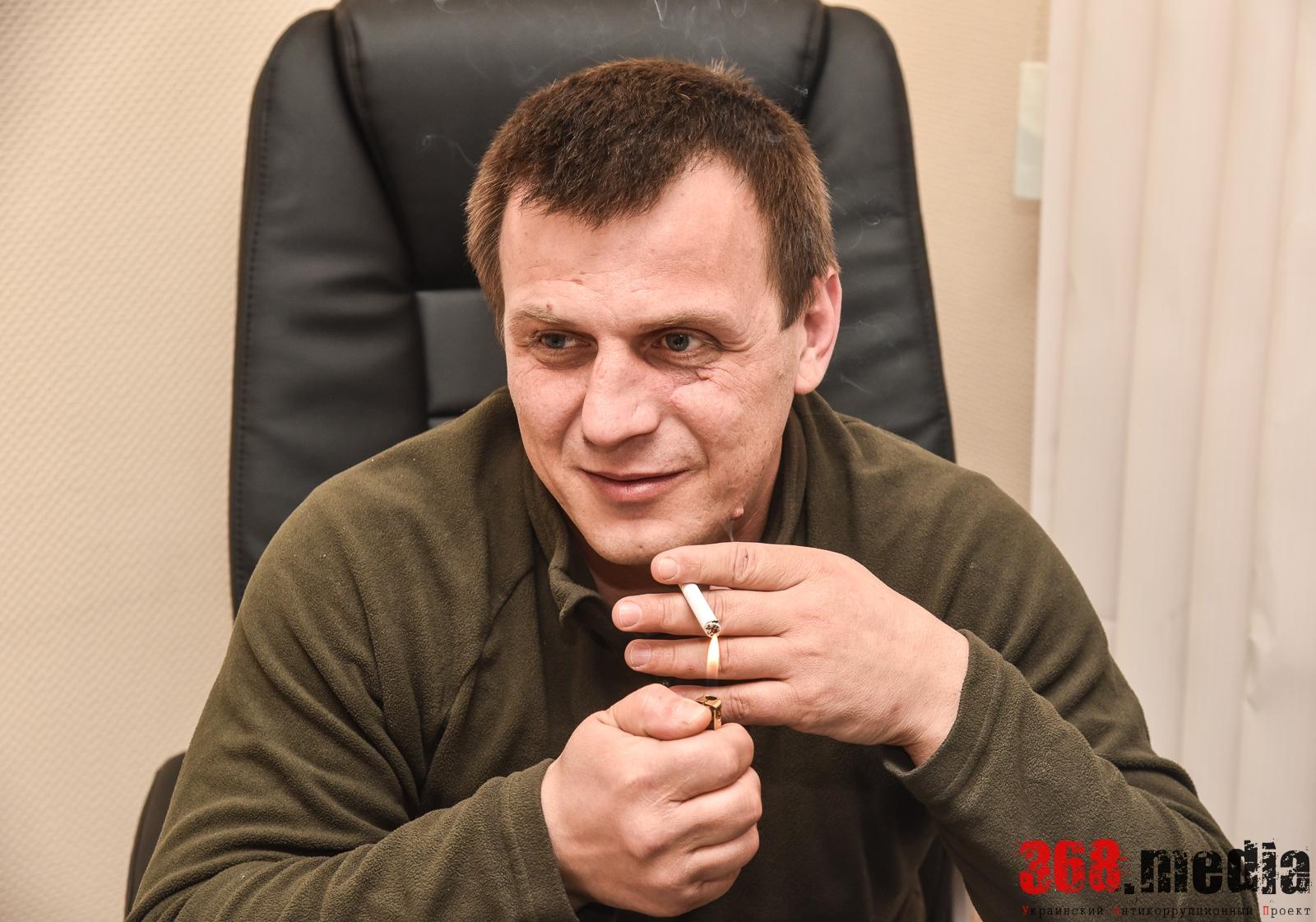 «После взрыва я вывез жену и ребенка из города» – глава одесского «Автомайдана» Евгений Резвушкин