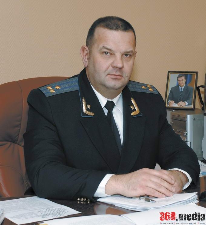 Налоговую Одесской области возглавит скандальный экс-прокурор