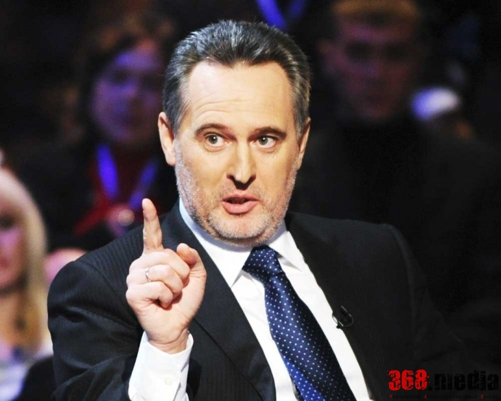Украинский олигарх Дмитрий Фирташ лишился полмиллиарда кубометров природного газа