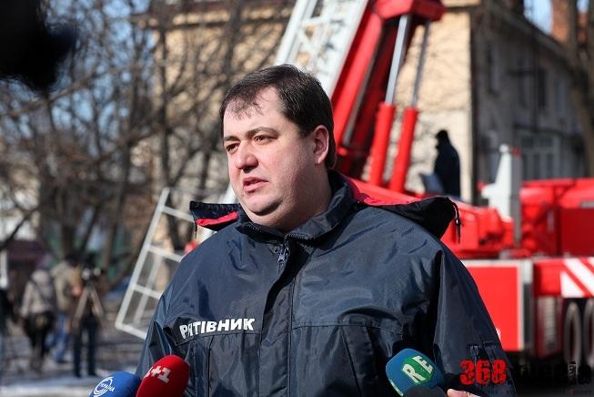 Интерпол отменил розыск экс-главы одесских пожарных, причастного к трагедии 2 мая
