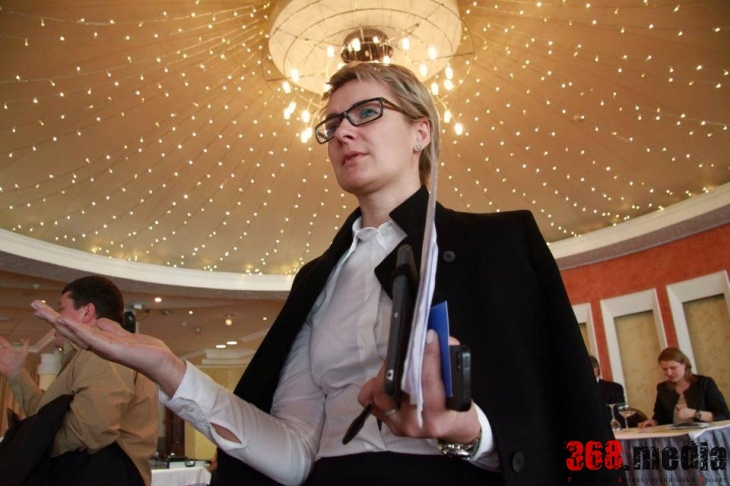 Козаченко «символично» ушла вгодовщину Евромайдана— Люстрационный комитет обезглавлен