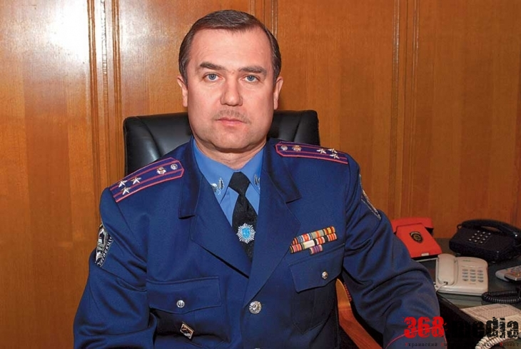 Отставка главного гаишника Украины Сиренко – спектакль для публики?