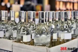Нардеп из «налогового» комитета выступил за увеличение цены на водку