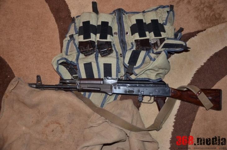 В учебном центре «Десна» застрелился солдат