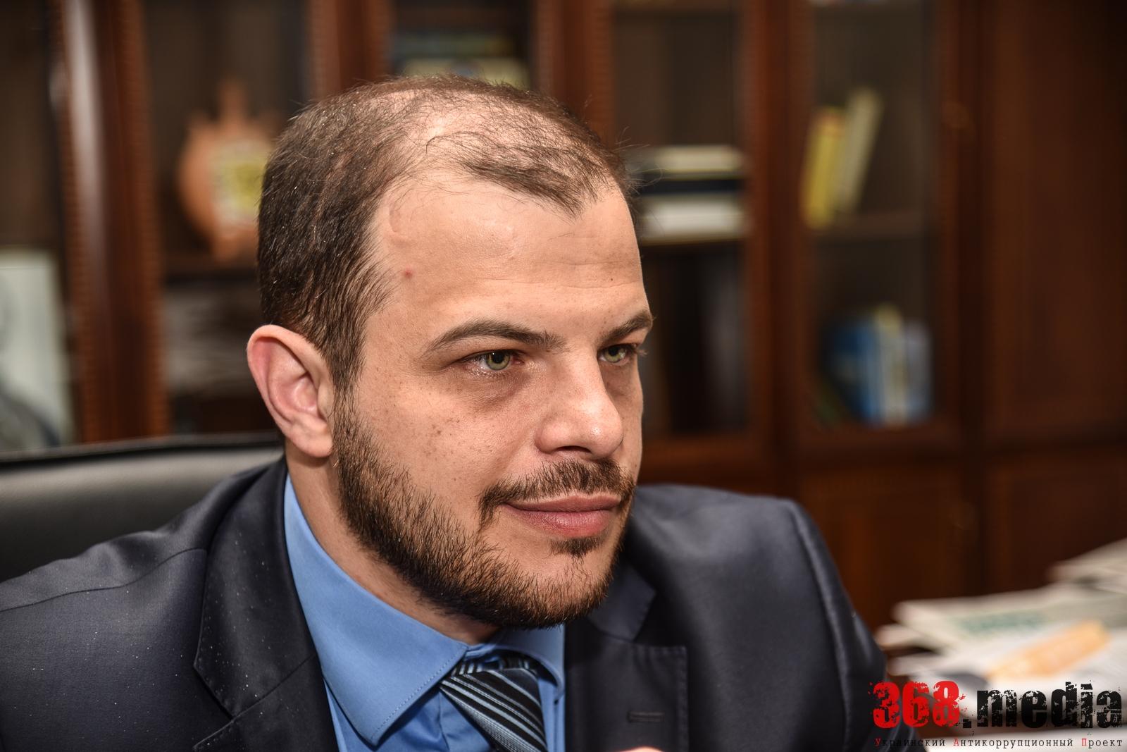 «В Знамени Победы ничего плохого не вижу» — председатель Одесского облсовета Михаил Шмушкович