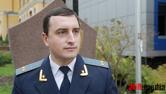 Прокурора Черниговской области сняли с должности после двух месяцев работы