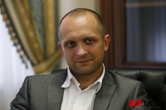 Экс-нардепу Полякову вручили подозрение в злоупотреблении властью
