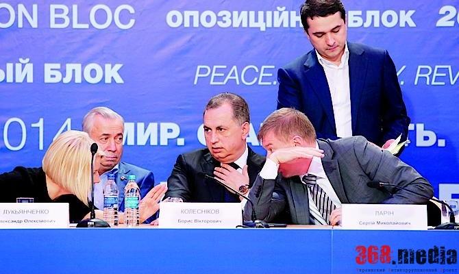 Украинское «теневое правительство» приступило к работе в День Юморины