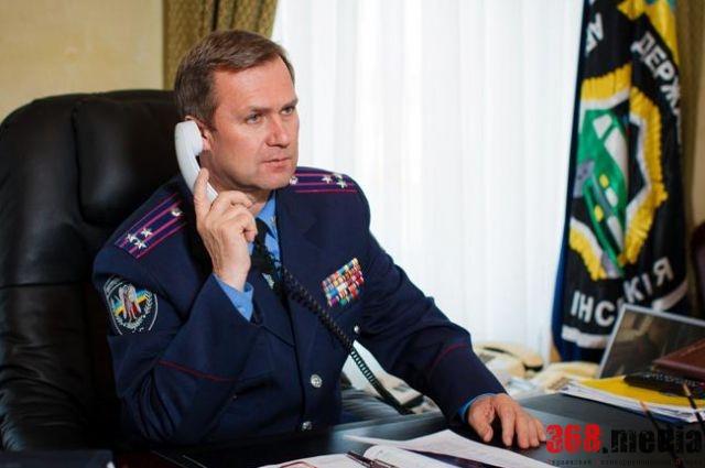 Главный гаишник страны Сиренко не справился с коррупцией и подал в отставку