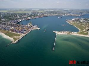 Ильичевский порт с помощью электронных тендеров сэкономил пять миллионов гривен