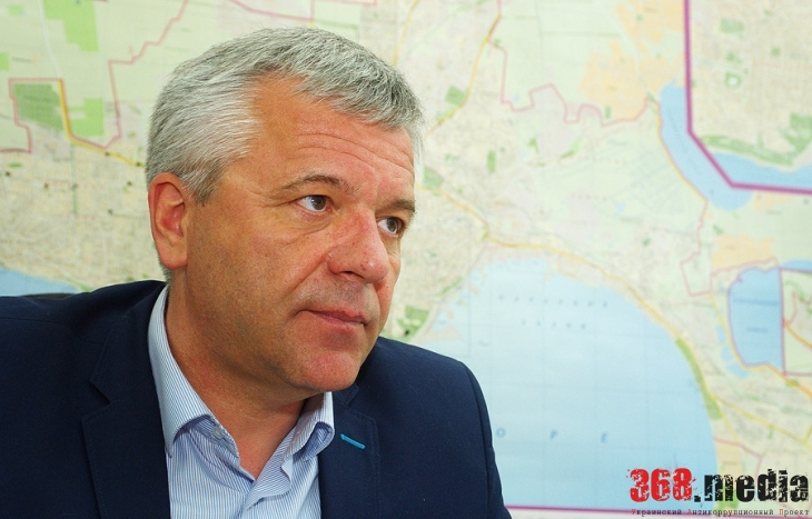 «Я «укроп», и этого не скрываю» – депутат Одесского горсовета Александр Остапенко