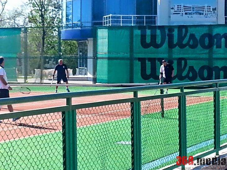 климов теннис