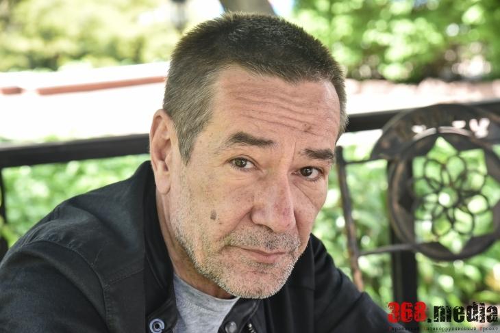 «В пятьдесят три года я выучил гимн Украины» – актер Алексей Горбунов