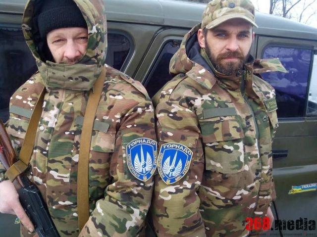 В батальоне «Торнадо» открестились от убийц милиционеров в Киеве