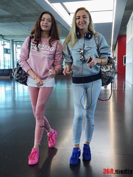 Дарья и Анастасия Ершовы