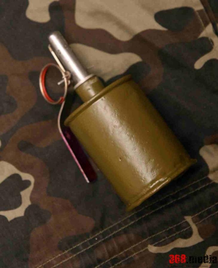 Николаевский солдат сбежал из части, захватив пять гранат