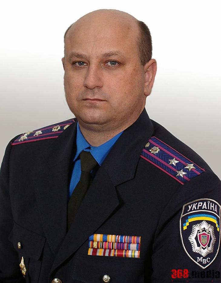 В Николаеве «люстрировали» заместителя начальника областной милиции