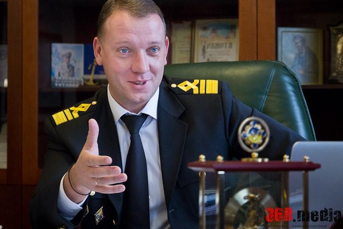 «Любой нормальный отец помогает своим детям» – начальник Ильичевского порта Юрий Крук