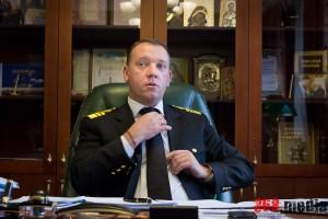 Конкурс на пост директора Ильичевского порта: Крук предлагает бесполезный проект